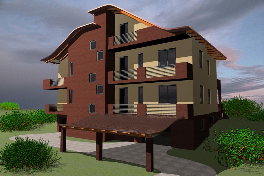 Frame Architetture Realizzazioni 3d Rendering